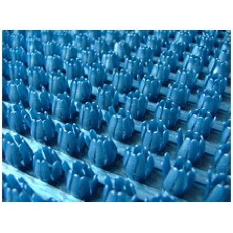 Щетинистое Покрытие Синий металлик 178